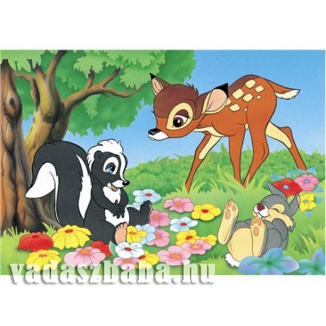Bambi puzzle 2, 2x20 db